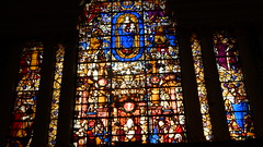 Saint George's Church, Hanover Square: stained glass window (John Steedman) Tags: uk unitedkingdom england イングランド 英格兰 greatbritain grandebretagne grossbritannien 大不列顛島 グレートブリテン島 英國 イギリス ロンドン 伦敦 w1 saintgeorgeschurchhanoversquare stainedglasswindow saintgeorgeschurch hanoversquare stainedglass window