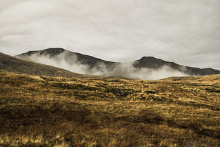 Clouds in the Corrie