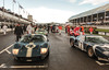Ready for rain dance ? (NaPCo74) Tags: goodwood revival 2017 grrc lord march sussex chichester uk britain england ford gt 40 gt40 inch racing classic historic legend endurance motor circuit track canon eos 700d starting line grid pit paddock rain car