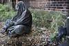 Toronto 33 (Michiel van Nimwegen) Tags: canada panhandler jesus heel stiletto