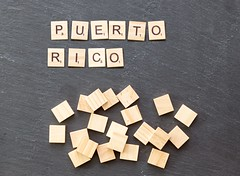 Puerto Rico: Mayor pleads for better response; Trump hits back (marcoverch) Tags: noperson keineperson business geschäft text desktop paper papier sign schild cube würfel education bildung texture textur alphabet symbol wood holz abstract abstrakt display anzeigen shape gestalten conceptual begrifflich illustration finance finanzen number nummer pattern muster konzeptionell cathedral spring fuji la macromondays analog pumpkin pentax catwa naturaleza
