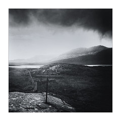 Hecla (gerainte1) Tags: hecla uists hebrides scotland film hasselblad blackandwhite