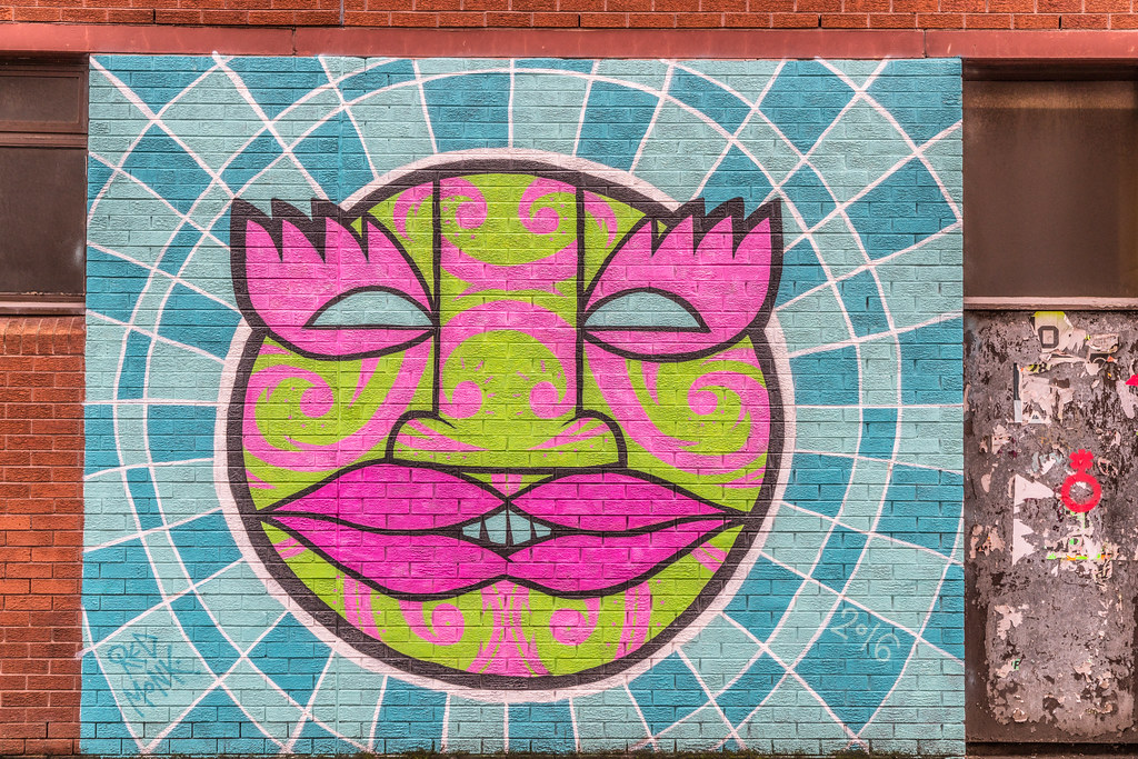 EXAMPLES OF URBAN CULTURE IN BELFAST [STREET ART AND GRAFFITI]-132906
