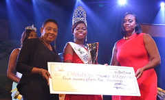 Dainalyn Swaby Is Jamaica Festival Queen 2017