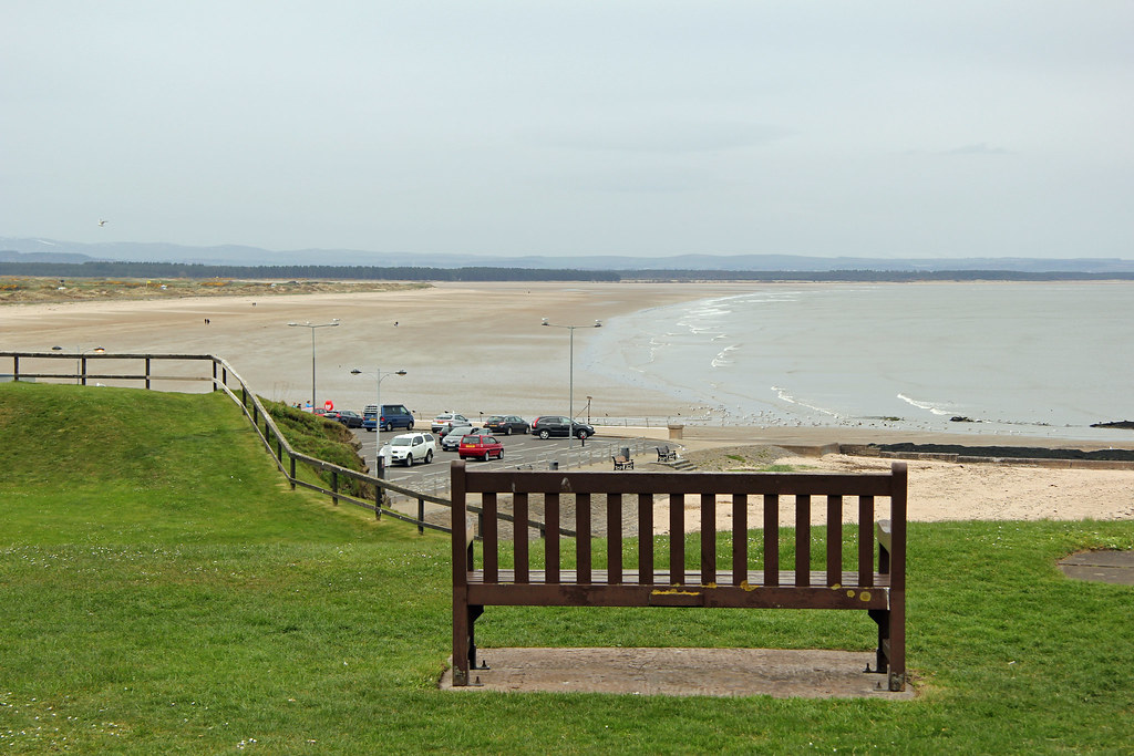 View to the West Sands from The Scores, St. Andrews