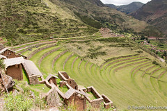 Inca Terraced Fields (takashi_matsumura) Tags: inca terraced fields pisac cusco peru ngc nikon d5300 landscape sigma 1750mm f28 ex dc os hsm