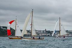 Kraken II (Matchman Devon) Tags: classic channel regatta 2017 st peter port paimpol kraken ii