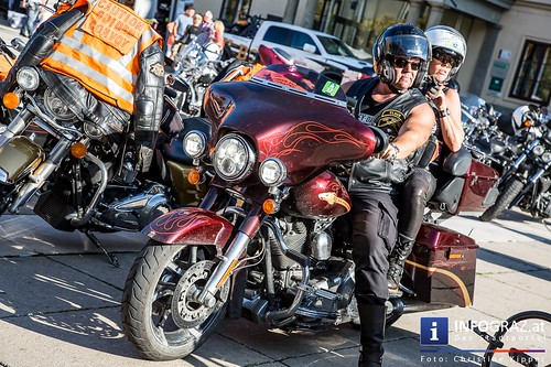 Harley Charity Tour 2017
