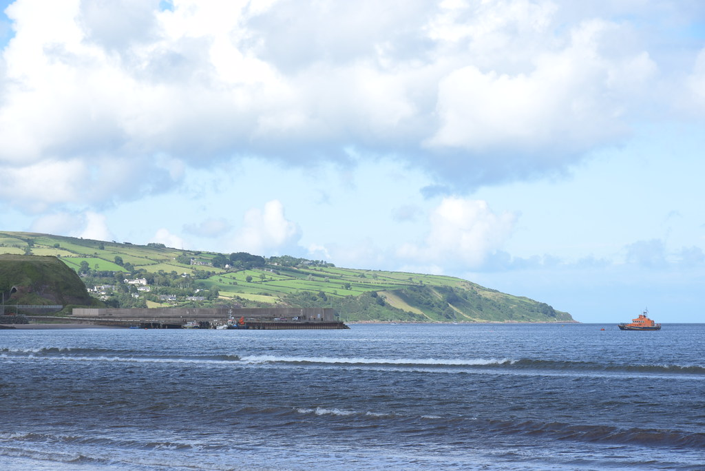 glens of Antrim - Waterfoot