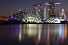 Bay Gardens East (Singapore) (rogelio g arcangel) Tags: singapore marinabaysands gardensbythebay baygardenseast marinabay asia travel urban asiatravel cityscapes nightscenes nightphotography canon canonphotography