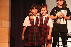 Emi & Arielle (hiphophooray) Tags: glee juniorglee dance