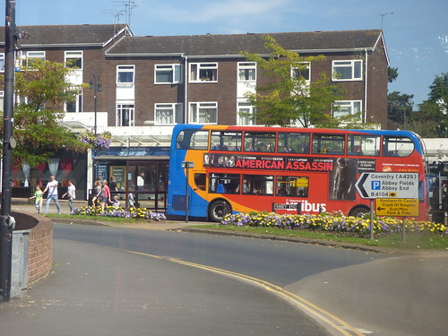Abbey End, Kenilworth - Stagecoach Unibus
