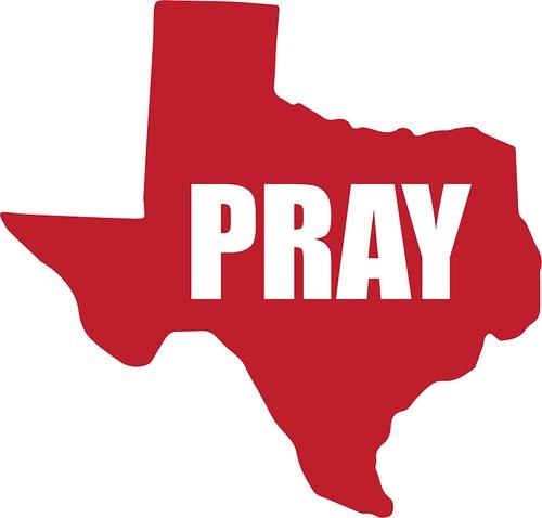 pray for texas