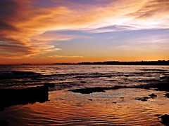 Atardecer en la costa (Antonio Chacon) Tags: andalucia atardecer marbella málaga mar mediterráneo costadelsol cielo españa spain sunset