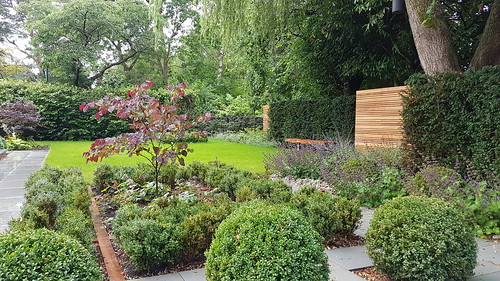 Landscape Design and Construction Wilmslow - Modern Garden Design Image 12