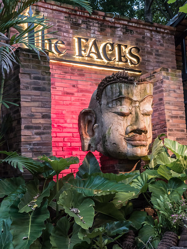The FACES Gallery & Gastro Bar, Chiang Mai, Tailandia