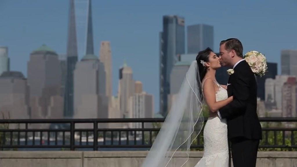 Olivia & Daniel's NJ Same Day Edit (SDE) Wedding Video at The Liberty