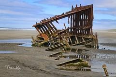 IMG_3829-on2-zp-sig (KitePhotography) Tags: shipwreck iredale peteriredale northwest pacific ocean beach sand water ship canon eos sl1 100d rebel rust steel sea iron tamron tamron16300 tamronaf16300mmf3563diiivcpzdmacro shoreline oregoncoast coast wreck