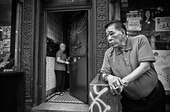 Chinatown (Roy Savoy) Tags: streetphotography people city street blackandwhite bw roysavoy nyc newyorkcity newyork blacknwhite streets streettog streetogs ricoh gr2 candid flickr explore candids photography streetphotographer 28mm nycstreetphotography gothamist tog mono monochrome flickriver snap digital monochromatic blancoynegro