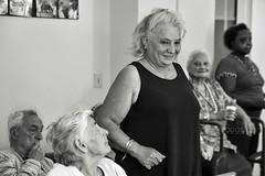 Istituto Giovanni XXIII (Claudia Celli Simi) Tags: viterbo istitutogiovannixxiii anziani vecchi ritratti festa bw bn biancoenero blackandwhite contrasto monocromo monocrhome lazio italia volontariato sostegno comunitàsantegidio