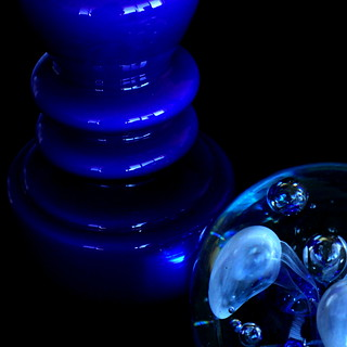 objets bleus