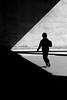 Untitled (R▲F▲VT) Tags: hum humaningeometry shadows creativeshadows streetphoto shotrun blackwhite geometry urbanvisions urbancompo urbanlandscapes fujifilm xpro1 xgear silhouettes