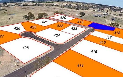Lot 428, Gorman Road, Orange NSW