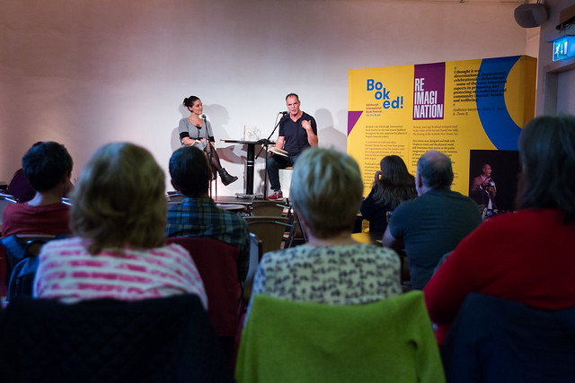Aberdeen Booked! Festival 2017