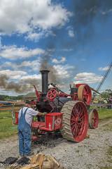 Gaar Scott (David Clippinger) Tags: rushville tractorshows steamshow steam steamengine rushvilleindiana pioneerengineersclubofindiana gaarscott returnflue