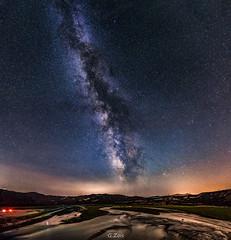 DSC_7654_stitch4-4 (George Zois) Tags: macedonia panorama milkyway astrophotography astrolandscape greece galacticcore night nikon samyang16mm macedoniagreece makedonia timeless macedonian macédoine mazedonien μακεδονια
