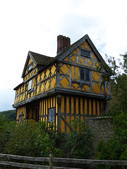 27vii2017 Stokesay 29 (garethedwards36) Tags: stokesay castle uk shropshire lumix building architecture