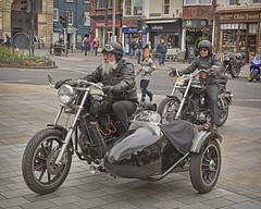 SideHack Bob.. (Harleynik Rides Again.) Tags: outfit sidehack chair sidecar bike biker salisburymag wiltshire harleynikridesagain