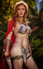 Red Sonja by Jacqueline Goehner (Manny Llanura) Tags: red sonja cosplay marvel comics jacqueline goehner cosplayer sdcc 2017 san diego comic con manny llanura photography comiccon