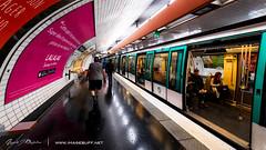 All Aboard (Angelo Bufalino - AirTeamImages) Tags: metro subway underground paris france nikon travel urban