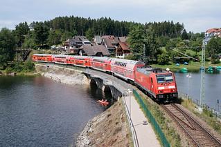 DB Regio 146.2 | Schluchsee