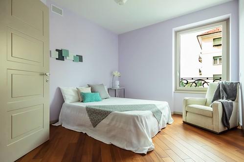 Finestra Linea Area in camera da letto - Residenza Smeraldo