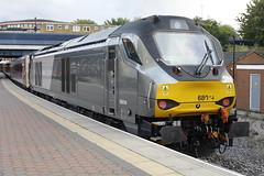 68014 (Rob390029) Tags: 68014 chiltern rail class 68 diesel loco locomotive vossloh london marylebone myb mainline train track tracks rails travel travelling transport transportation transit public