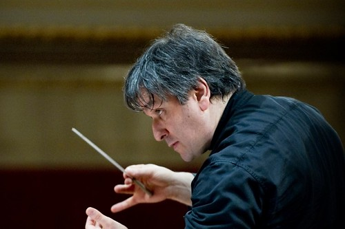 Following Pappano: Behind-the-scenes on <em>La bohème</em> with BBC Radio 4 documentary