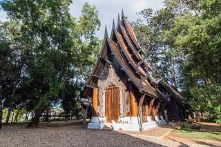 maison noir chiang rai - thailande 21