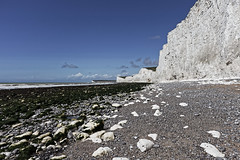 The Seven Sisters (Simply Lewis) Tags: cliff chalk canoneos5dmarkii prime canonef24mmf28isusm coast beach sea seaside rocks uk england eastbourne birlinggap eastsussex