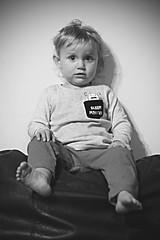 sleepy monster (Paul J's) Tags: girl toddler