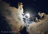 D8K_7187 (digiartfoto) Tags: solar eclipse moon partial magnificent cloudy flare reflection science weather clouds sky nikon d800 200mm f2 vr