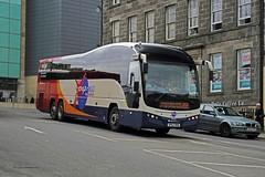 EDINBURGH 200817 SP62BNB (SIMON A W BEESTON) Tags: edinburgh 54113 stagecoach fife plaxton elite volvo b13rt sp62bnb