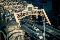 Queensboro Bridge (kareszzz) Tags: queensborobridge ny nyc newyork 2017 june summer cars travel traffic architecture canon canon6d ef24105 24105