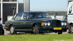 Bentley Brooklands 1993 (XBXG) Tags: 33pjr2 bentley brooklands 1993 bentleybrooklands rhd green v8 automatic automatique bva vreeland nederland holland netherlands paysbas old classic british car auto automobile voiture ancienne anglaise brits uk vehicle outdoor luxury