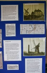Holgate Windmill exhibition, the Lost Windmills of York - 1