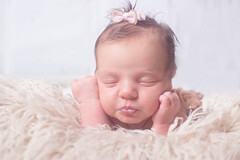 Let me sleep 5 min more (CarinaMcKee) Tags: baby newborn sleeping portrait infant
