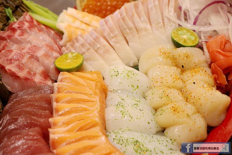 原月日式頂級帝王蟹吃到飽板橋燒烤吃131