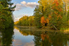 Taste of Autumn (Peter Vestin) Tags: nikondf sigma50mmf14dghsmart siruin3204x siruik30x adobecreativecloudphotography topazlabscompletecollection alster karlstad värmland sweden alsterån nature landscape seascape sunset autumncolours