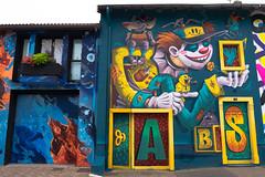 L'ouvrage (Tiph Haine) Tags: sony alpha 7ii sonyalpha7ii sonyfrance fullframe pleinformat 28mm primelense sony28mf2 amateur lightroom tpix french français france lorraine moselle grandest streetart graphic paint graffitiart art exhibition exposition argancy louvrage unephasedeuxstyles